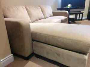 3 seater couch w/ lounge