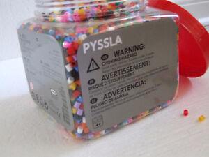 Ikea Pyssla Beads and Set of 4 shapes London Ontario image 3