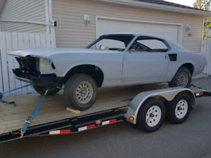 1969 Mustang Sportsroof 390 Project