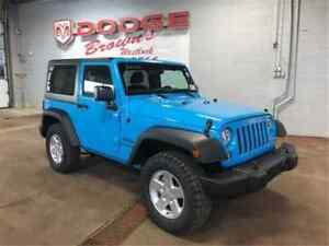 2018 Jeep Wrangler JK Sport 4X4 Hardtop / Heated Seats / AIR Con