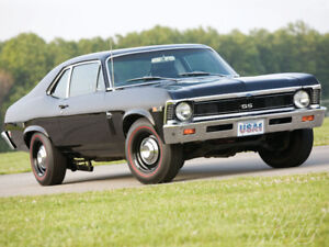 LOOKING FOR  3RD GEN CHEVY NOVA! (69,70,71,72)