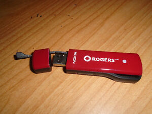 1 red rogers internet stick