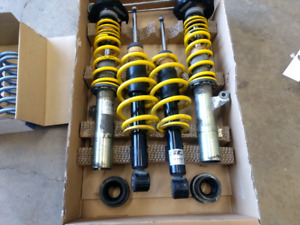 VW/Audi PQ35 platform coilovers. A3, R, GTI, Golf, etc.