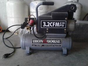 Iron Horse 1720 RPM Compressor