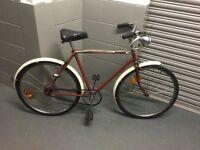 Vintage 1950's bicycle