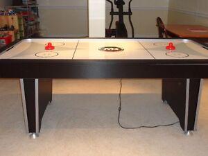 Arcade Size Air Powered Hockey Table
