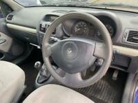 2006 Renault Clio 1.2 Campus 3dr Hatchback Petrol Manual