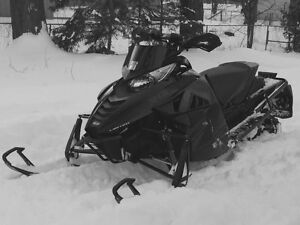2013 arctic cat F 1100 turbo snopro limited