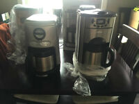 Kitchenaid and Salton Coffee Makers for sale!!!