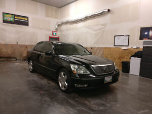 2005 LS430 no accidents, timing belt done, fully maintained