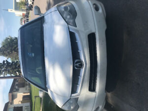 2007 Acura RDX white No EMAIL PLEASE