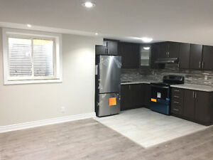 2 bedrooms, City approved basement apartment for rent - Brampton