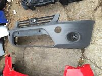 2012 ford transit connect genuine front bumper can post