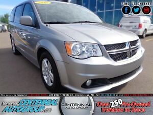 Dodge Grand Caravan 4dr Wgn Crew Plus 2016