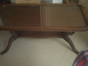 mahogany coffee table 1930