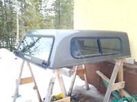 "Slate grey Canopy Ford Ranger 63""x74.5"""
