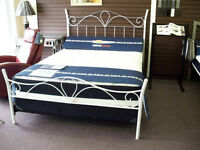 Steel bed frame Queen no need for Box spring NEW in Stock
