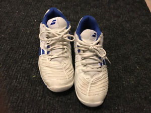 tennis shoes for kids ( size 7.5 )