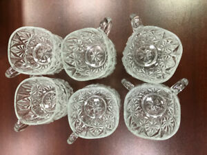 Set of punch cups