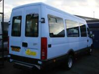 IVECO DAILY 45C14 17 SEAT FRONT ENTRY WHEELCHAIR ACCESSIBLE MINIBUS LOW MILES