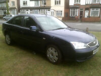 Ford Mondeo 2.0TDCi 115 ( SIV ) 6sp 2005MY LX