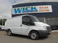 2013 Ford TRANSIT 260 LR SWB 100ps VAN *F/S/H* Manual Medium Van