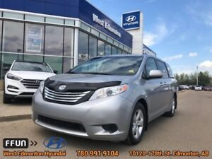 2014 Toyota Sienna 5DR 7-PASS FWD  7-Seater, Air Conditioning, A