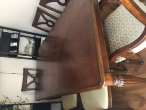 Dining Table Set (6-piece)