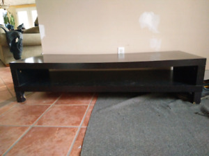 Ikea low profile coffee table or entertainment stand