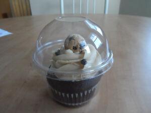 Sunday cupcake dish