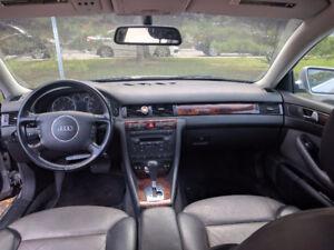 2004 Audi Allroad SUV, Crossover
