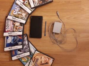 Nintendo DSI + jeux