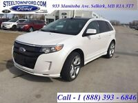 "2011 Ford Edge ""SPORT AWD LTHR MOON"""