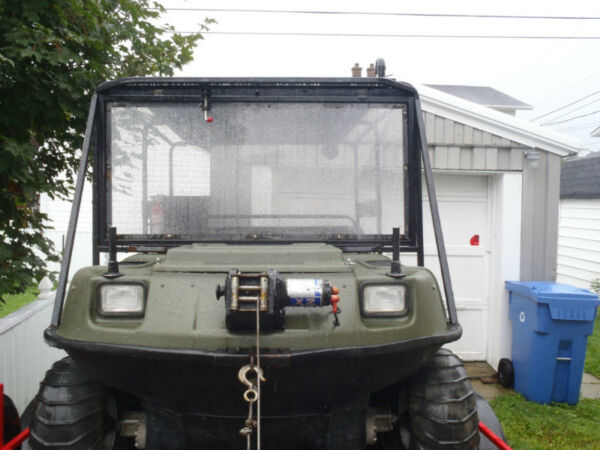 Used 2001 Argo Conquest V8993