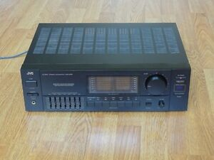 Vintage JVC Amplifier AX-R87X, Built-in Equalizer & Phono Input