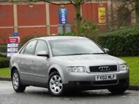 Audi A4 1.9TDI 100 2002 + 1 OWNER + CAMBELT DONE + WARRANTY