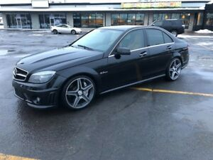 Mercedes-Benz C-Class 4dr Sdn C 63 RWD AMG 2010