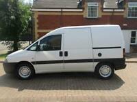2004 Peugeot Expert HDi 110 Panel Van Diesel Manual