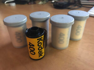 Kodak 35mm Colour Print Film