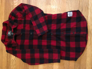 Roots Flannel PJs Dress Size 5-6 Years