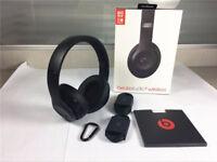 Brand New Beats Studio 3 Wireless Over Ear Headphones - Matte Black