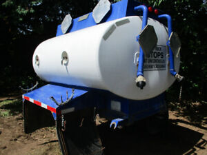 water fuel tank to fit F550 chassis