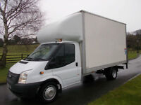 FORD TRANSIT 350 125PS LUTON TAIL LIFT 12 REG 61,000 MILES