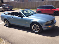 2005 Ford Mustang Pony Package Convertible