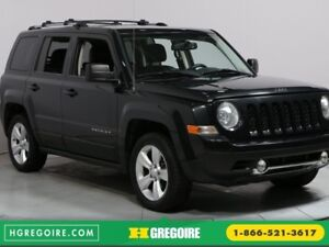 2011 Jeep Patriot LIMITED TOIT CUIR BLUETOOTH NAV MAGS