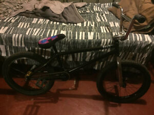 Custom Fiend Ty Morrow BMX bike