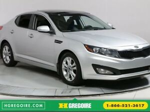 2012 Kia Optima EX+ TOIT OUVRANT CUIR MAGS CAMERA RECUL BLUETOOT