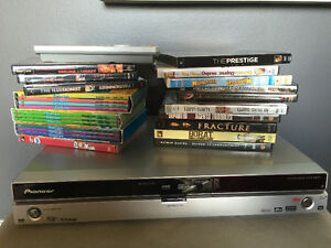 15 DVDs in great condition!