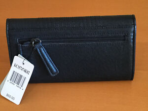 Kenneth Cole Wallet - NEW with tags - Black Windsor Region Ontario image 3