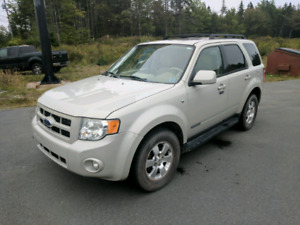 2008 ford escape. 4WD!!! NEW MVI!!!